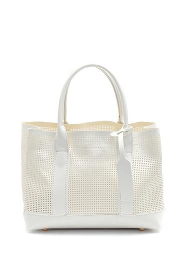 Derimod Kadın Çanta (Lds201008) Casual Beyaz
